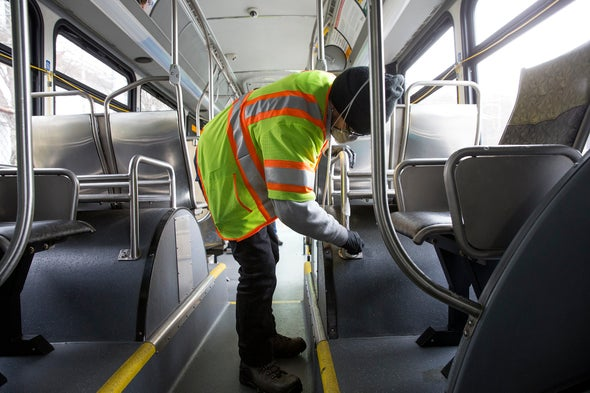 Planes, Trains and Automobiles: What Does A Deep Clean Mean?