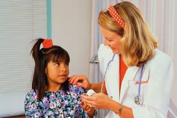 Meager Dosage Data for Kids Makes for Uncertain Prescriptions