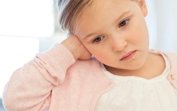 Smartphone App Screens Kids for Ear Problems