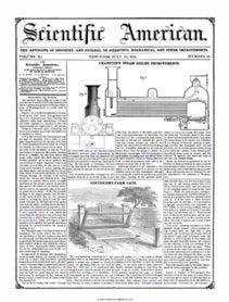 Scientific American Volume 10, Issue 45