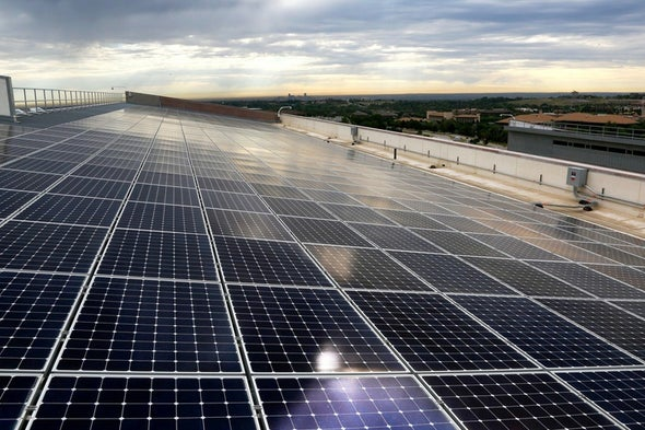 Dead Power Grid Revived with Solar and Wind, Not Diesel