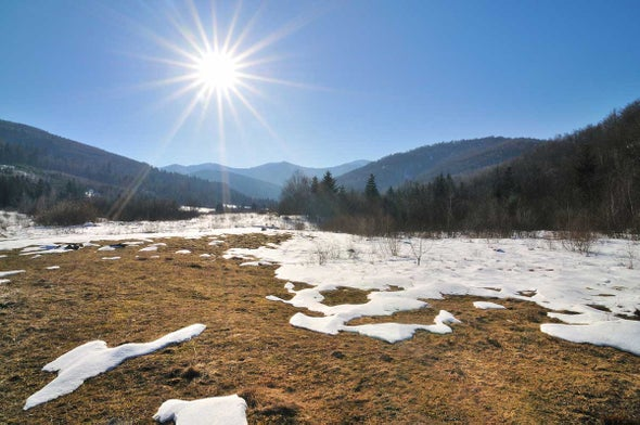 December Heat Boosts 2015 to 2nd Warmest Year in U.S. History