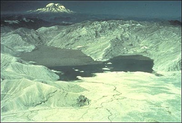 Mount St. Helens: 25 Years Later