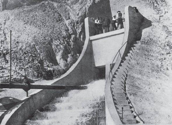 50, 100 & 150 Years Ago: Engineering Brings Water to Los Angeles, 1913