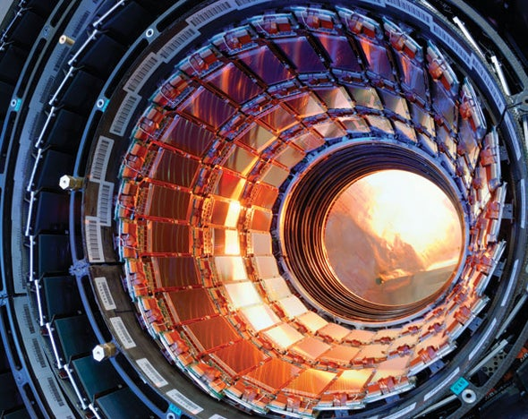 Signs of New Physics from the LHC