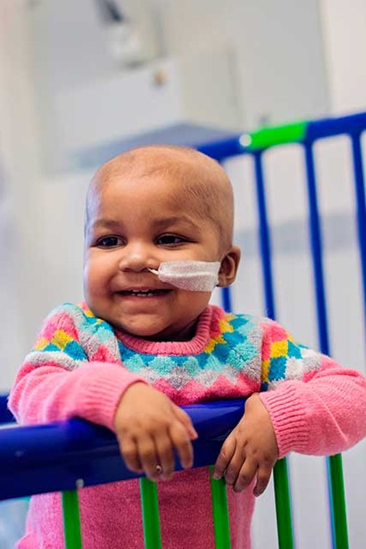 Baby's Experimental Leukemia Treatment Could Help Others with Cancer