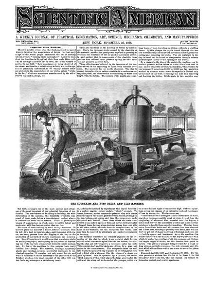 November 25, 1868