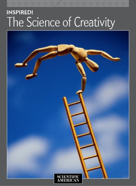 Inspired! The Science of Creativity*