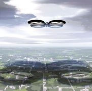 Civilian Drones on Unclear Course