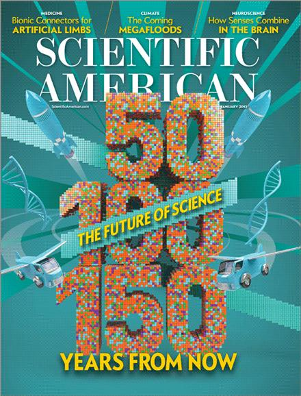Scientific American Volume 308, Issue 1