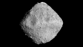 Asteroid Ryugu Poses Landing Risks for Japanese Mission