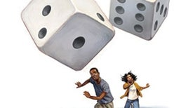 How Randomness Rules Our World and Why We Cannot See It