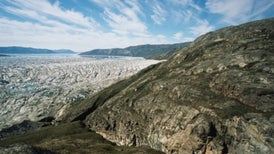 Greenland's Melt Season Begins Almost 2 Months Early