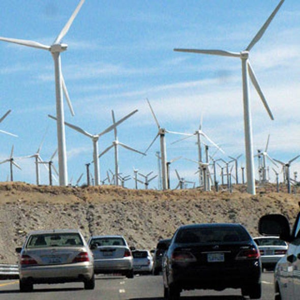 Stimulus will be used to spur energy projects in California