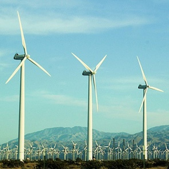 Carbon Cuts Require a Broad Array of Electricity Generation Technologies