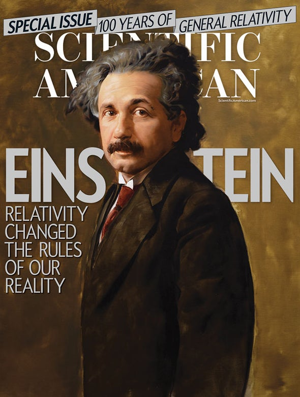 "Readers Respond to ""100 Years of General Relativity"""