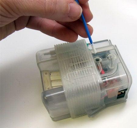 Diagnostics for All's paper microfluidics tests