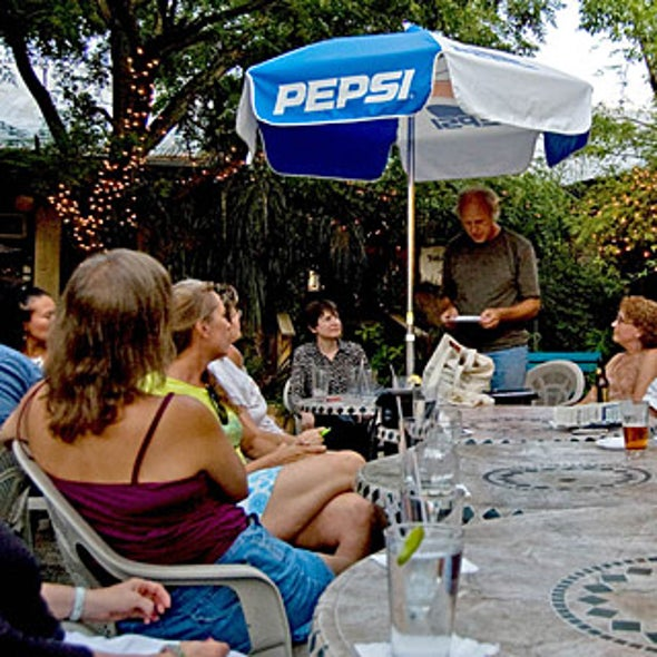 """Green Drinks""--Getting Eco-Involved in Your Community"
