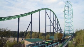 Shriek Science: Simple Physics Powers Extreme Roller Coasters