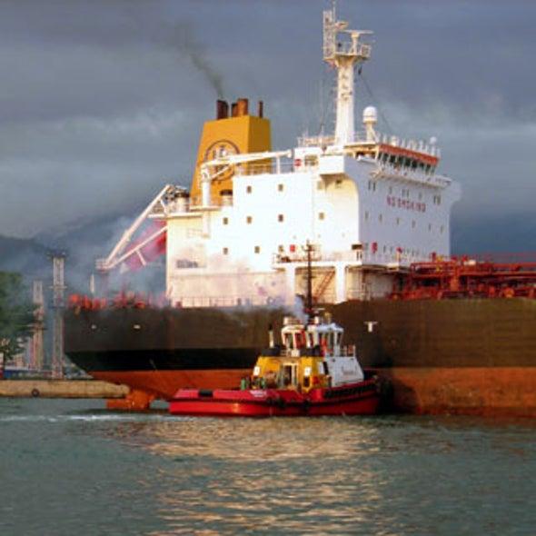 EPA Seeks Emission Rules for Sooty Ships