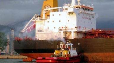 EPA Seeks Emission Rules for Sooty Ships