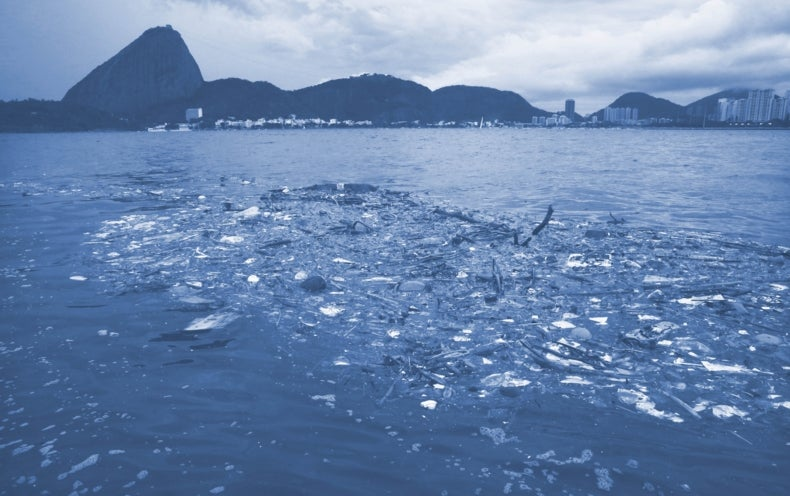 What's in the Water in Rio--and What Can It Do to Olympians?