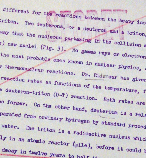 How an Article about the H-Bomb Landed Scientific American in the Middle of the Red Scare