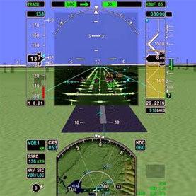 NASA, pilot,aircraft, infrared, 3-d
