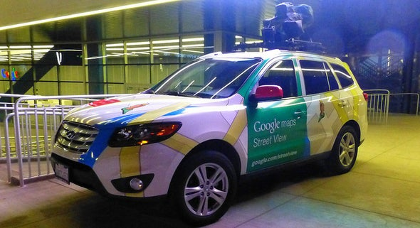 Google Street View Soon to Picture Local Pollution, Too