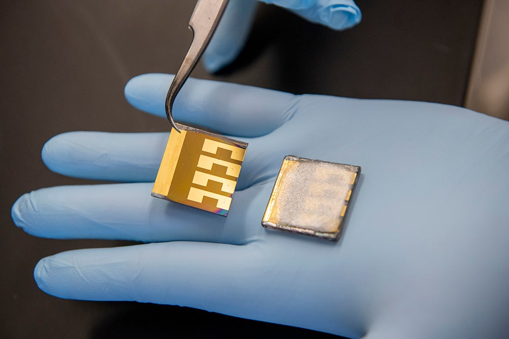 Lead-Trapping Coating Could Make Cheaper, More Efficient Solar Cell Viable