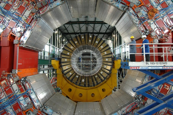The World Doesn't Need a New, Gigantic Particle Collider
