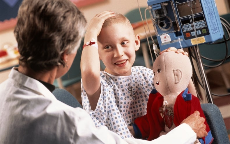 Scientists Tackle Lethal Childhood Brain Cancer