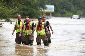 Hurricane Sally's Major Flooding Exposes Flaws in FEMA Maps