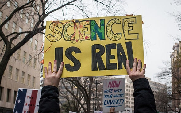March for Science Set for Earth Day