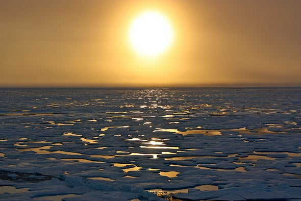 U.S. Takes Lead in Bid to Cope with Arctic Meltdown