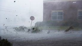 Why Did Hurricane Michael Rev Up to Category 4 So Quickly?