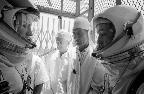 Starstruck—60 Years of NASA's Dazzling Archives