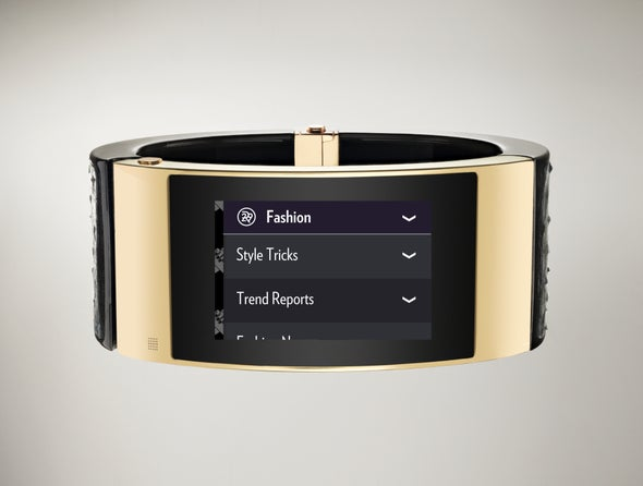 Smartwatch Makers Finally Design Devices for Women
