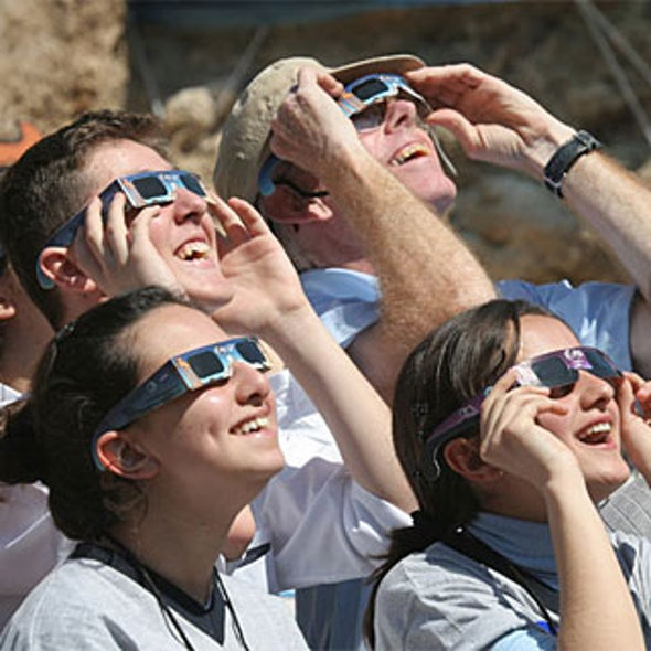 Tips for Eclipse-Watchers