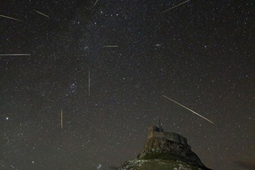 Six Minor Meteor Showers Could Beat the Perseids This Summer