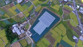 Putting Solar Panels on Water Is a Great Idea—but Will It Float?