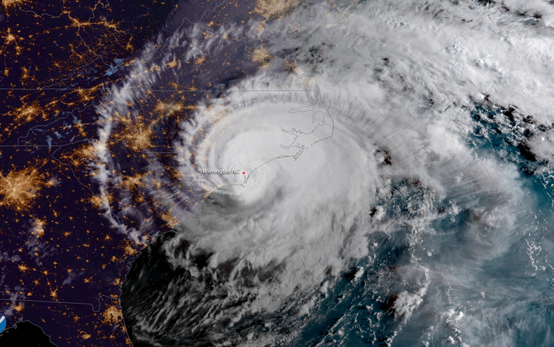 scientificamerican.com - John Fialka - Warming Boosted Florence's Rainfall, One Expert Says