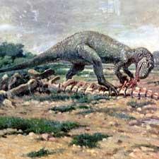 temperature regulation extinct animals