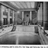 THE IMPERATOR'S POOL: