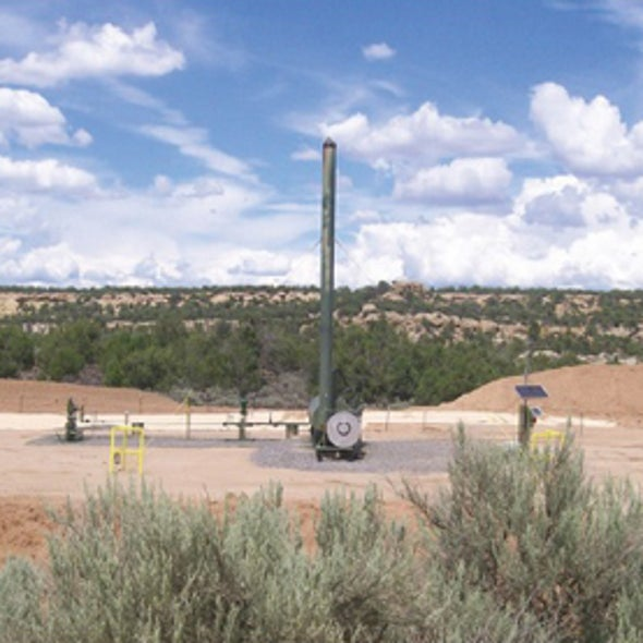 Injection Wells Spawn Powerful Earthquakes [Video]