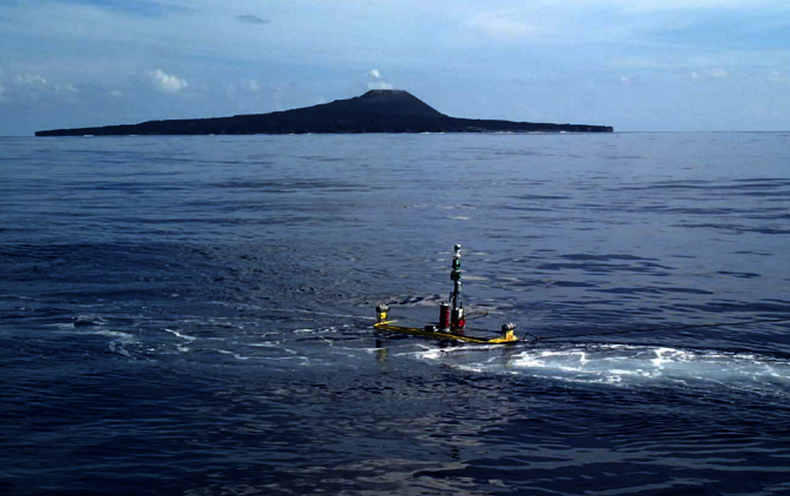 Aquatic Robot Braves Volcanoes and Typhoons to Detect Tsunamis