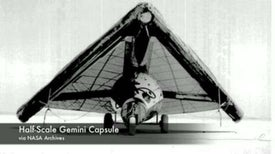 Gemini's Paraglider Landing System