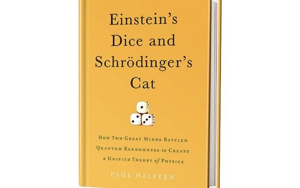 Book Review: Einstein's Dice and Schrödinger's Cat