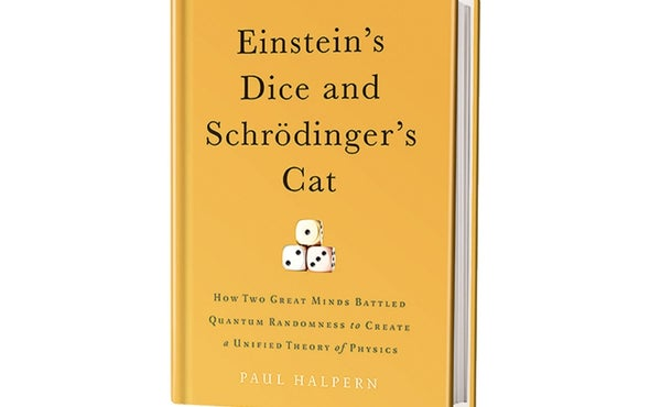 مقدمة كتاب (نرد آينشتاين شرودنغر)