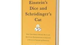 Book Review: Einstein's Dice and Schrödinger's Cat